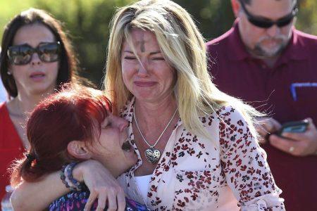 Two Parkland mothers now divided over guns – NBCNews.com