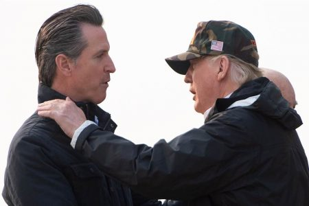 Trump, California governor feud on Twitter over bullet train – NBC News