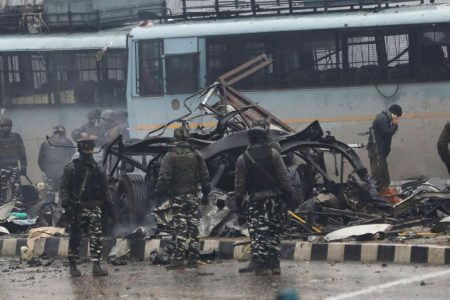 Kashmir attack: India says Pakistan had 'direct hand' in deadly convoy strike – CNN