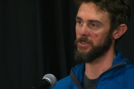 Runner who suffocated mountain lion with his foot describes the attack – CNN