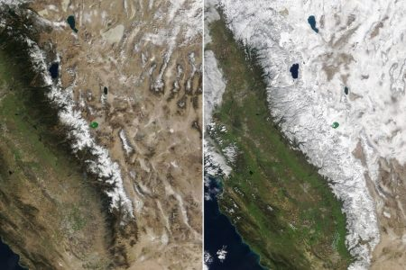 Atmospheric rivers are pulling California out of drought and piling on the snow – CNN