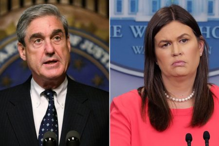 Exclusive: WH press secretary Sarah Sanders interviewed by special counsel's office – CNN