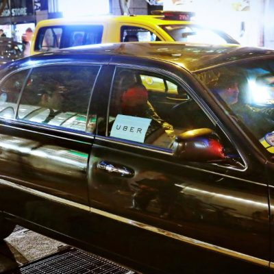 Uber sues NYC over limit on ridehailing vehicles – CNN