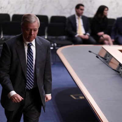 Graham: I 'support' Trump emergency declaration – POLITICO
