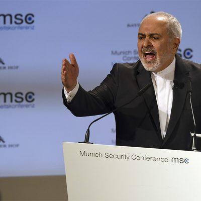Iran's man grabs European spotlight with anti-Trump focus – POLITICO