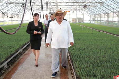 Top North Korean official says his country faces major food shortages, blaming weather and sanctions – NBCNews.com