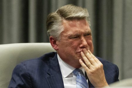 Mark Harris' son warned him about operative in North Carolina scandal – POLITICO