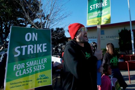 Why teacher strikes are touching every part of America – CNN