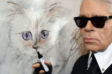 How much of Karl Lagerfeld's $195M fortune will his cat inherit? – NBCNews.com