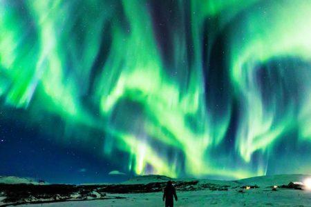 'Dragon aurora' dancing over Iceland captured in stunning photo – NBC News