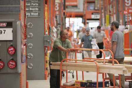 People are buying less at Home Depot: Is this another sign the housing market is cooling down? – NBCNews.com