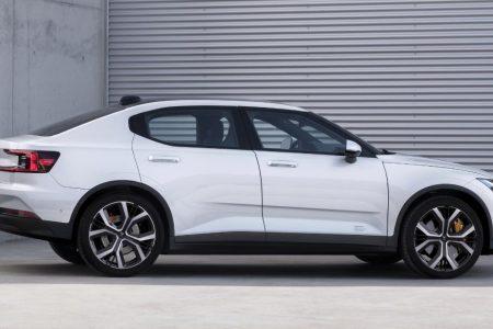 Volvo's Polestar unveils competitor to Tesla's Model 3 – CNN