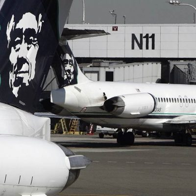 12 treated after strange odor forces Alaska Airlines flight to divert to Minnesota – NBC News