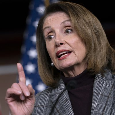 'This is not a day at the beach': Pelosi tells moderate Dems to stop voting with GOP – POLITICO