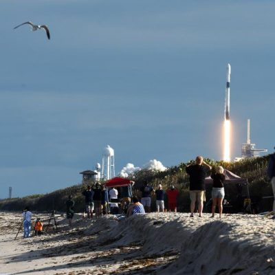 Why Florida is still dominating the space launch game – CNN