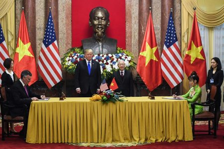 Trump signs Boeing trade agreement with Vietnam – POLITICO