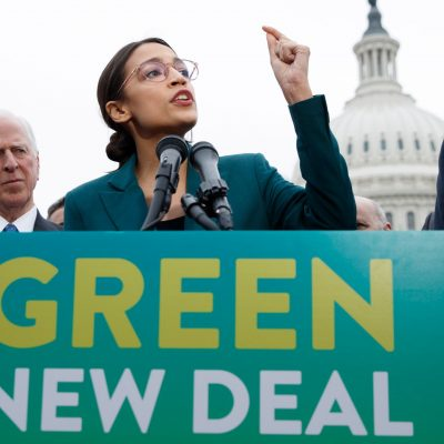 Green New Deal: Republicans talk up climate change plan – but not because they like it – USA TODAY