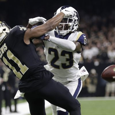 After further (judicial) review: No do-over of Rams-Saints – The Associated Press