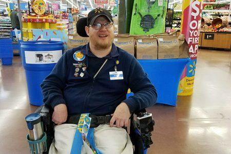 Walmart is getting rid of greeters, worrying the disabled – The Associated Press