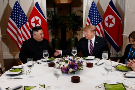 White House Bars 4 U.S. Journalists From Trump's Dinner With Kim in Hanoi – The New York Times