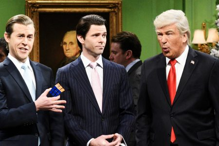 Donald Trump Jr. roasted over Twitter typo, writing 'S&L' instead of 'SNL' – USA TODAY