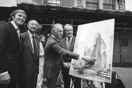 Hotel that launched Trump to Manhattan fame to be torn down – The Associated Press