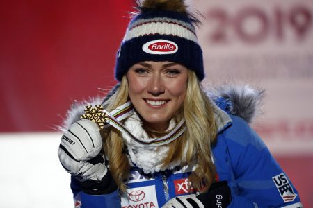 Shiffrin takes issue with comments from Vonn and Miller – The Associated Press