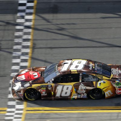 The Latest: Busch starts 31st, wins 1st stage of Daytona 500 – The Associated Press