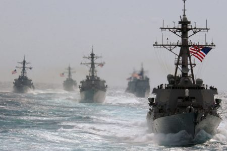 US Navy warships just challenged China with a South China Sea sail-by operation, and Beijing is furious – Business Insider