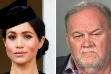 Thomas Markle Shares Private Letter Allegedly Written By Meghan Markle – HuffPost