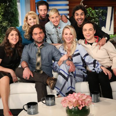 As 'Big Bang Theory' End Nears, Stars Reflect On Smash Show's Legacy – HuffPost