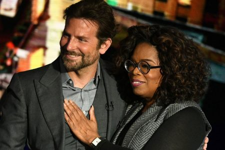 Only Oprah Could Get Bradley Cooper To Say He Was 'Embarrassed' By Oscars Snub – HuffPost
