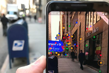 We just tried the new Google Maps AR feature for the first time – Business Insider