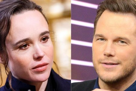 Chris Pratt Responds To Ellen Page's Claim His Church Is 'Infamously Anti-LGBTQ' – HuffPost