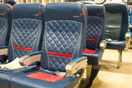 Delta has a monthly warehouse sale with everything from old seats to airplane toilets — here's all the vintage aviation gear you can buy – Business Insider