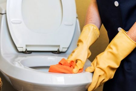 The toilet isn't the dirtiest place in your home – Business Insider