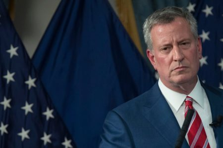 New York City Mayor Bill de Blasio slammed Amazon for canceling its HQ2 project, calling it 'an abuse of corporate power' – Business Insider