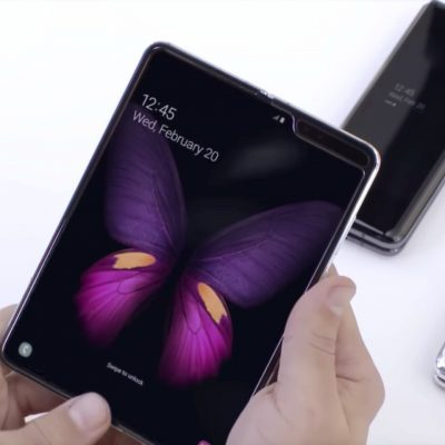 The $2,000 Galaxy Fold from Samsung is a massive risk for anyone who buys it – INSIDER