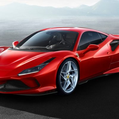 Ferrari's newest supercar comes with a throwback feature that evokes one of the company's most iconic models – Business Insider