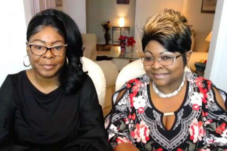 Spike Lee advanced 'fake narrative' at Oscars to bash Trump, Diamond and Silk say – Fox News