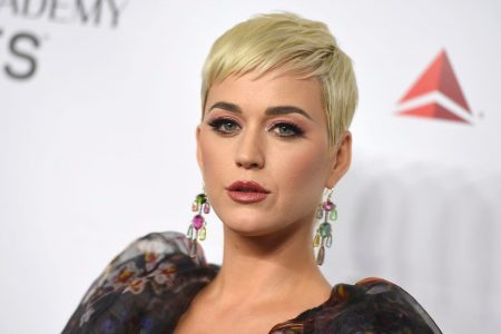 Katy Perry made shoes that evoke blackface. She's been accused of racially insensitive fashion before. – The Washington Post