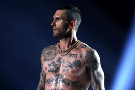 Adam Levine thanks critics 'for always pushing us' after panned Super Bowl halftime show – USA TODAY