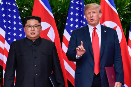 Ahead of North Korean summit, Pompeo confronted over Trump's claim nation isn't a nuclear threat – USA TODAY