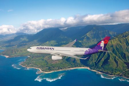 Hawaiian Airlines flight returns to Los Angeles three times for three separate issues – USA TODAY