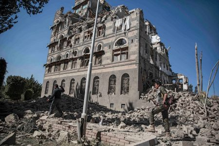 House passes measure to end U.S. military involvement in Yemen, repudiating Trump's backing of Saudi-led coalition – The Washington Post