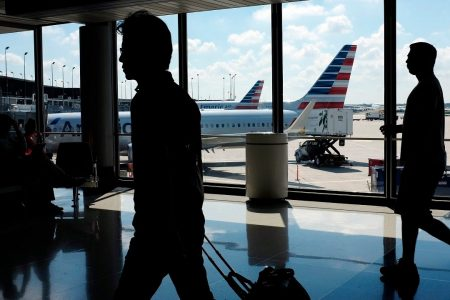 American Airlines pilot arrested in UK, suspected of being drunk – Fox News