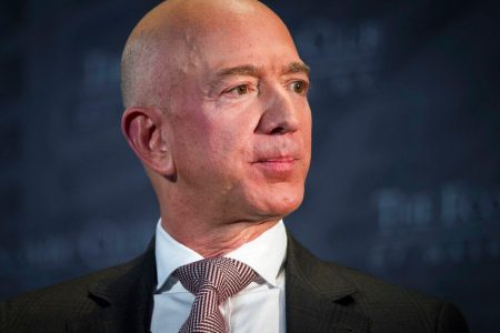 Source of leaked Bezos texts was mistress' pro-Trump brother: report – Fox News