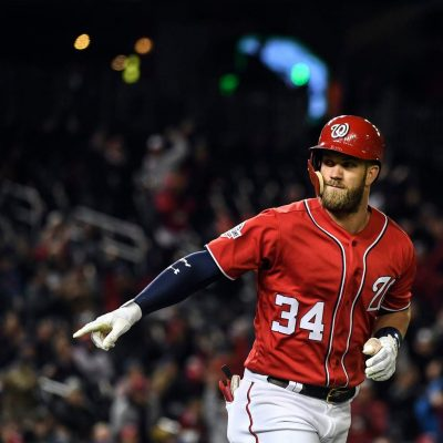 'Good riddance': Phillies fans are eager to boo Bryce Harper when he signs elsewhere – The Washington Post