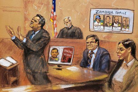 El Chapo trial provides a deep look inside the Sinaloa cartel's drug empire – The Washington Post
