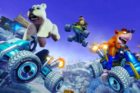Crash Team Racing Nitro-Fueled is a nitro boost to the original – Polygon